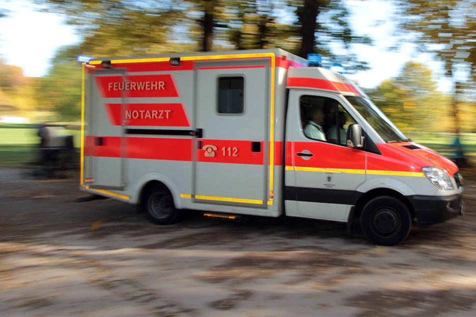 In Hamburg wurde eine Frau durch Säure schwer verletzt.