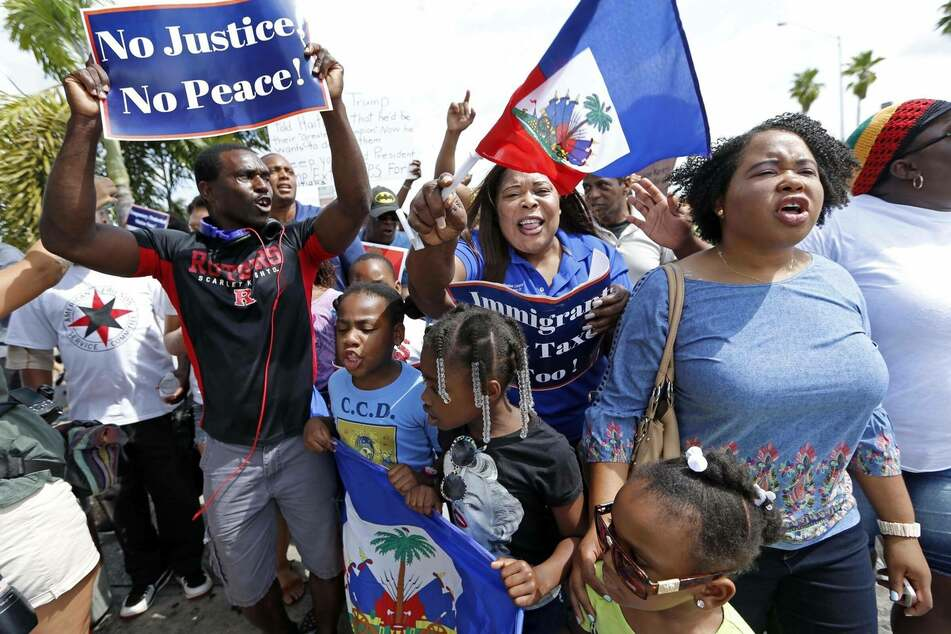 Biden administration criticized for deporting Haitian refugees just days before devastating earthquake