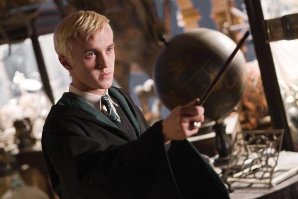 "So kennen ihn die ""Harry Potter""-Fans: Als Fiesling Draco Malfoy."