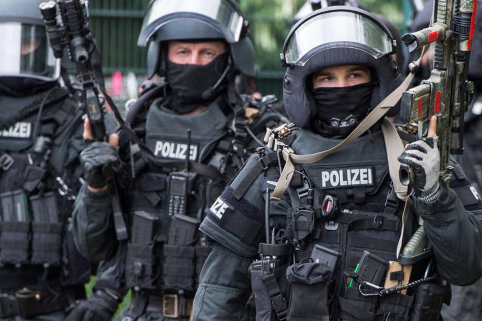 Die Spezialeinheit konnte den Mann aus Baden-Württemberg festnehmen. (Symbolbild)
