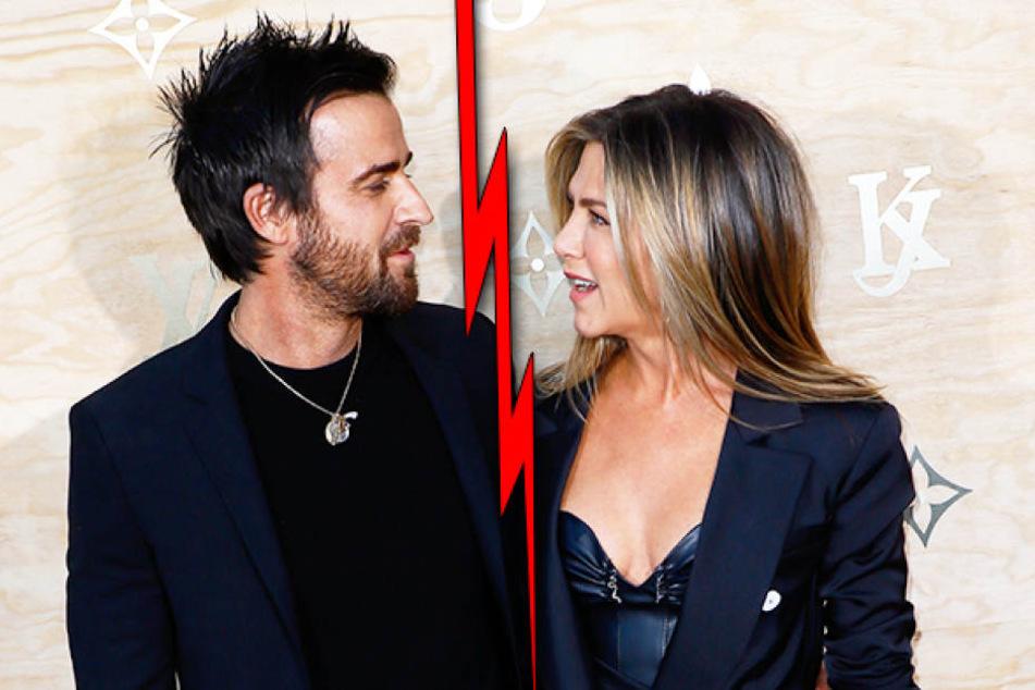 Nach sieben Jahren Beziehung haben sich Jennifer Aniston (49) und Justin Theroux (46) haben sich friedlich getrennt.