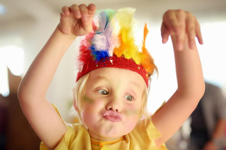 Wenn Kinderkostüme zum Gegenstand einer politischen Debatte werden, ist die Leichtigkeit vom Karneval schnell mal dahin.