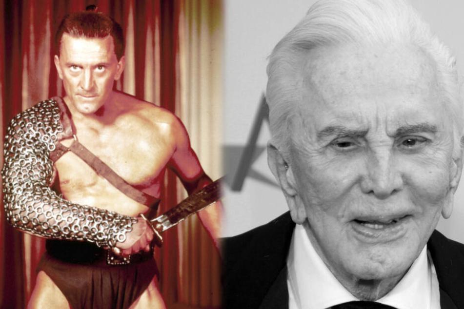 Kirk Douglas (†103) gestorben: Er war einer der größten Schauspieler aller Zeiten!