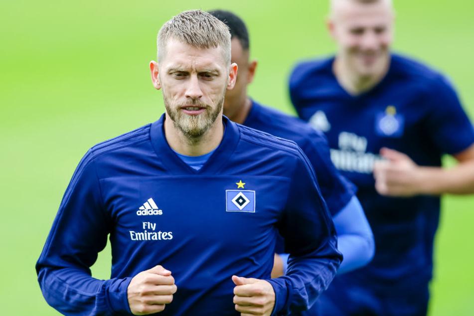 Aaron Hunt ist der neue Mannschaftskapitän beim HSV.