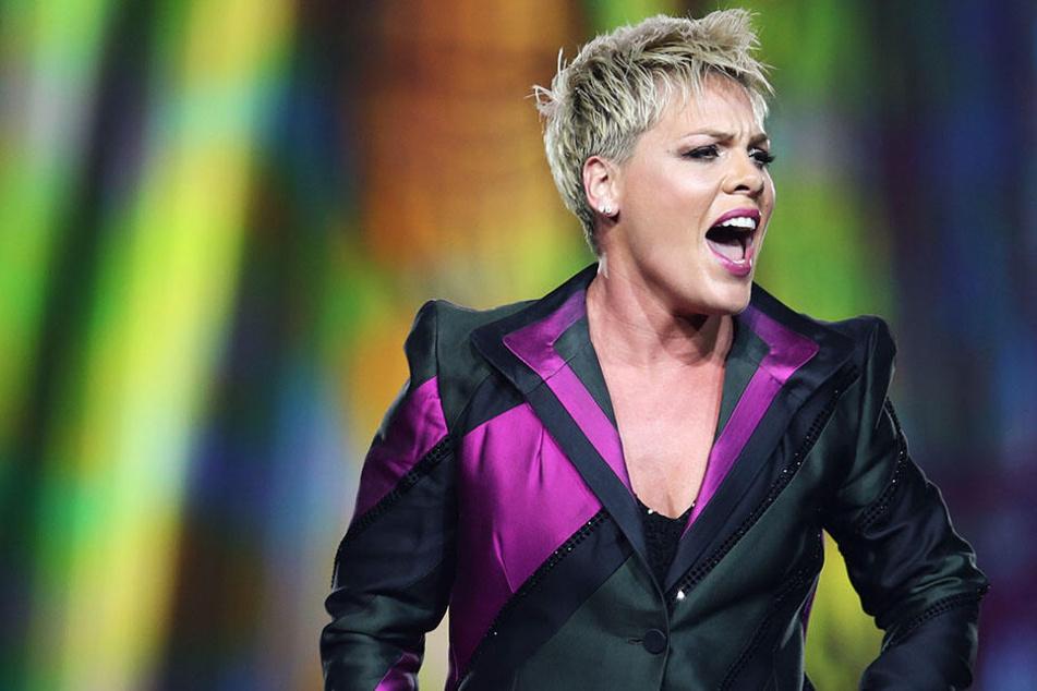"""""""Ihr seid alle verdammt widerlich"""": Pink attackiert ihre Fans"""