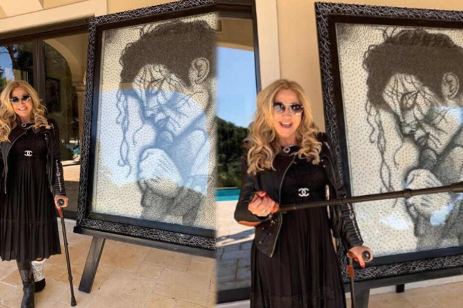 Carmen Geiss feiert Michael Jackson und erntet dafür Shitstorm!
