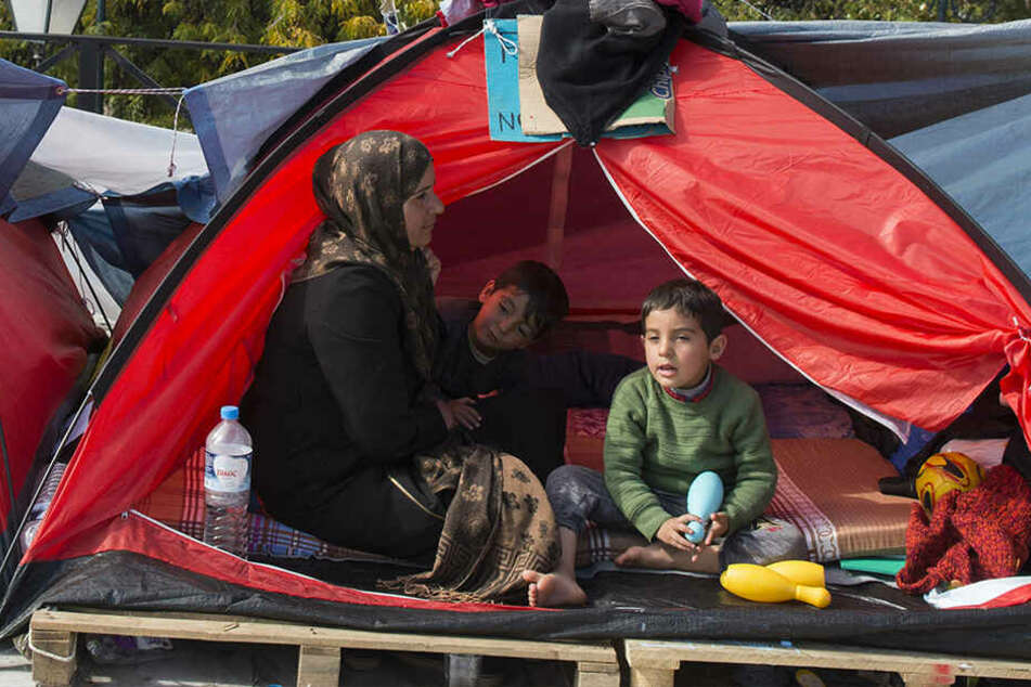 Flüchtlingsstrom aus der Türkei in die EU hält an