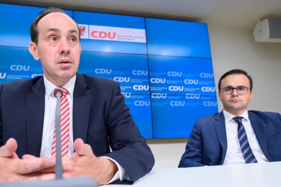 Brandenburgs neuer CDU-Chef: Redmann tritt Senftleben-Nachfolge an!
