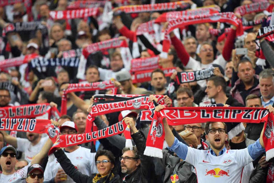 """Die Fangruppierung """"Rasenballisten"""" hat die Anhänger von RB Leipzig zum Boykott des Auswärtsspiels in Frankfurt aufgerufen."""