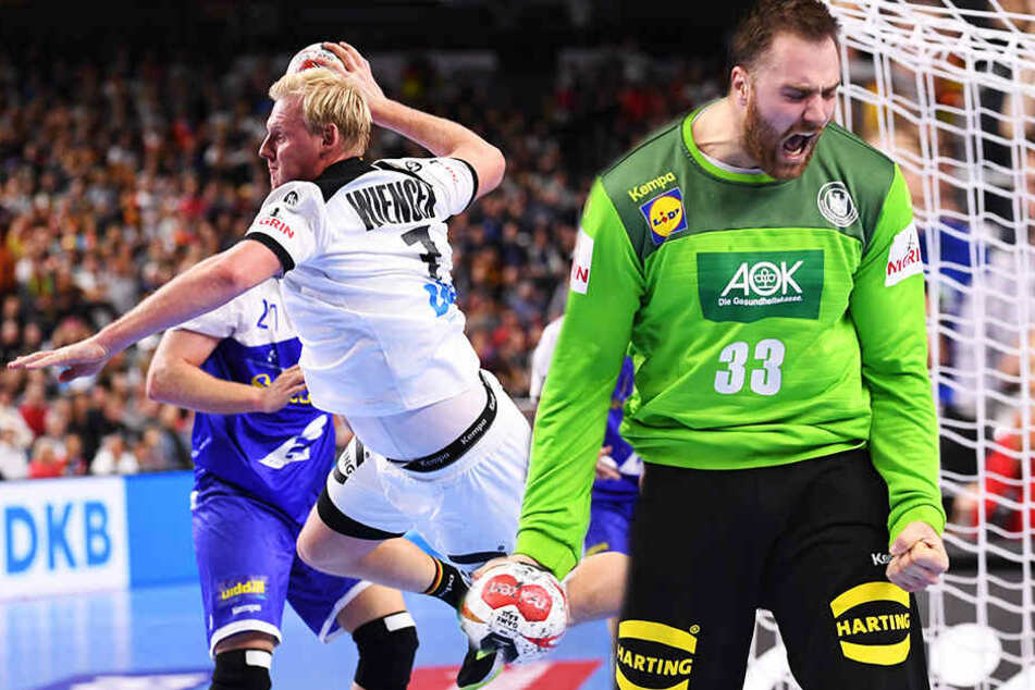 Toller Auftakt! DHB-Jungs starten mit klarem Sieg in WM-Hauptrunde