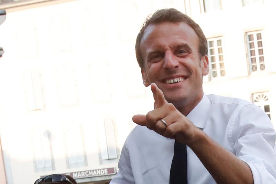 Macron erhält bayrischen Toleranz-Preis