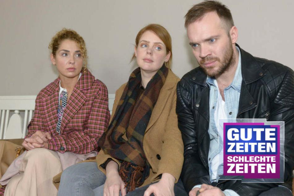 GZSZ: GZSZ-Nazi-Drama noch nicht vorbei: Jetzt muss Jo Gerner Erik retten