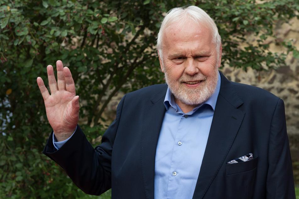 Gunther Emmerlich: Er trauert noch immer um seine Frau!
