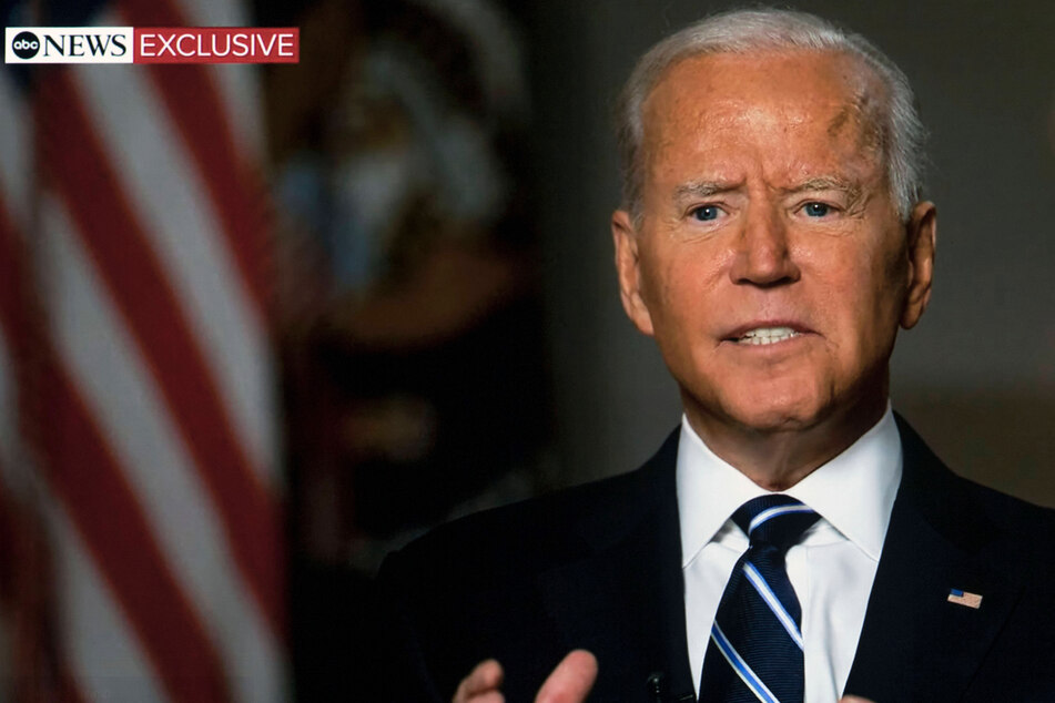 """Biden says """"chaos"""" unavoidable once US decided to leave Afghanistan"""