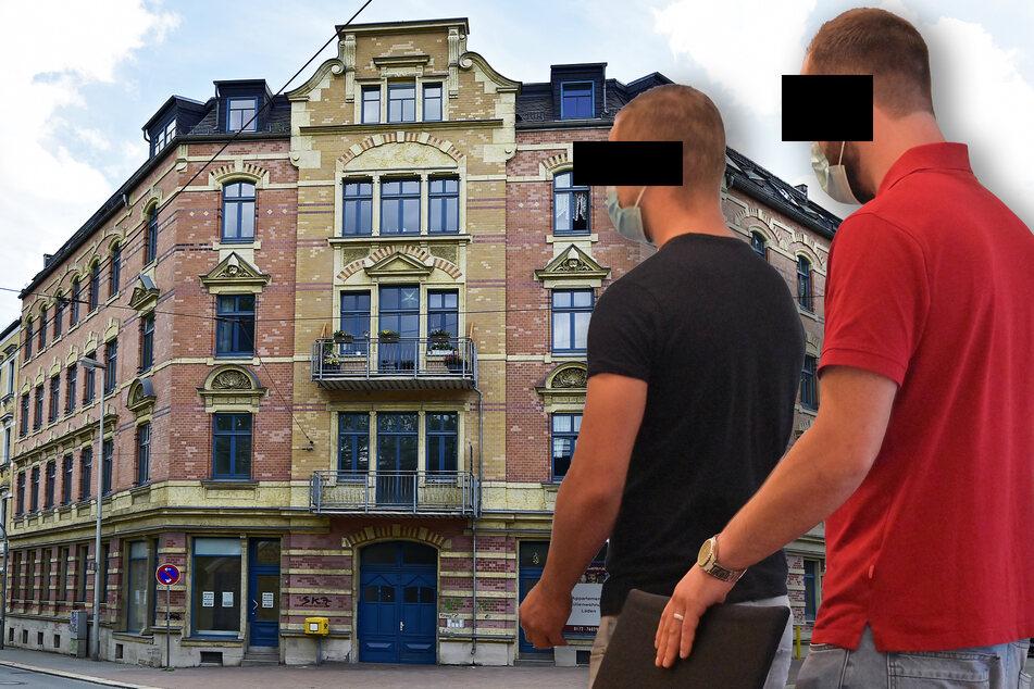 Flüchtlingswelle als Tatmotiv: Pyro-Anschlag auf Zwickauer Gebetsraum und Döner-Imbiss