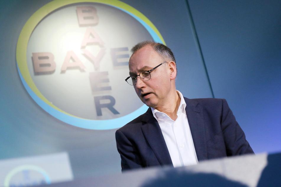 Werner Baumann, Vorstandsvorsitzender der Bayer AG.