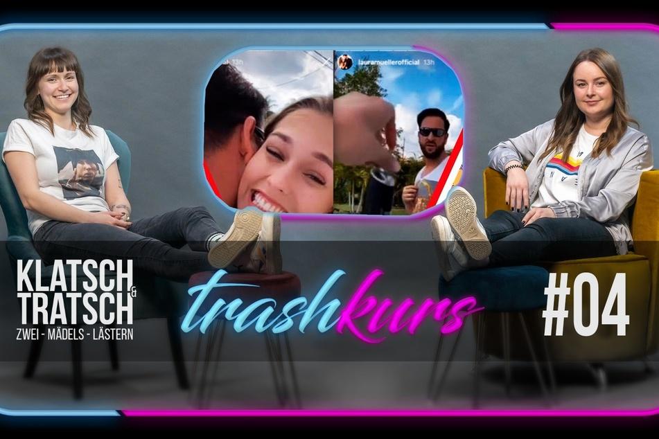 Trashkurs 4: GNTM ist out! Alle wollen nur noch Laura sehen