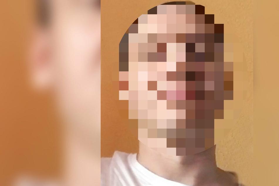Die Polizei suchte diesen unbekannten Verdächtigen, der auf mehreren Video- und Bilddateien beim schweren sexuellen Missbrauch eines Kleinkindes zu sehen ist.