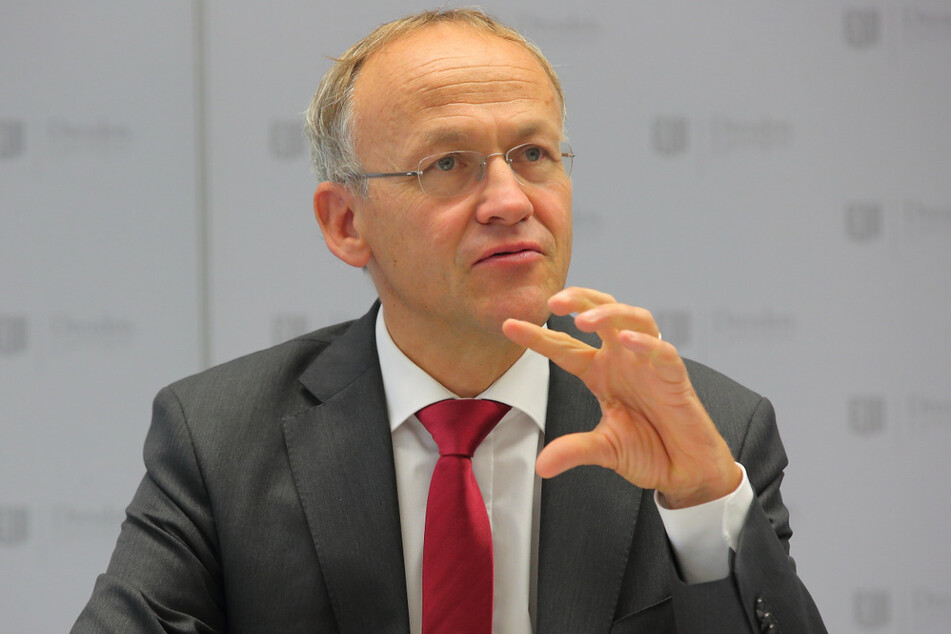 Finanzbürgermeister Peter Lames (55, SPD) rechnet fest mit Geld von Verkehrssündern.