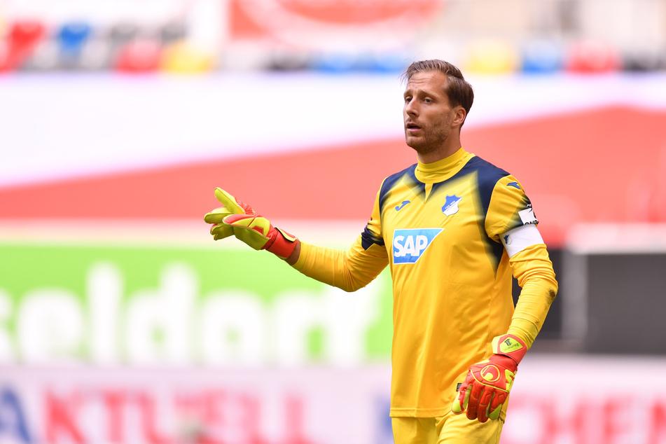 Oliver Baumann (30) musste das DFB-Quartier in Leipzig verlassen.