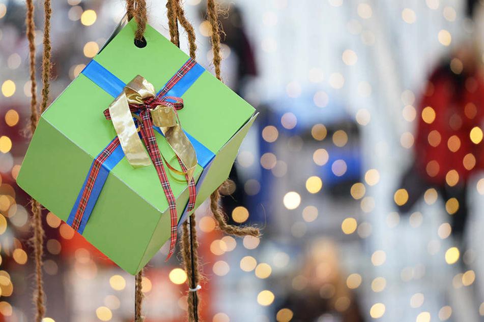 Den größten Teil seines Umsatzes macht der Einzelhandel zur Weihnachtszeit.