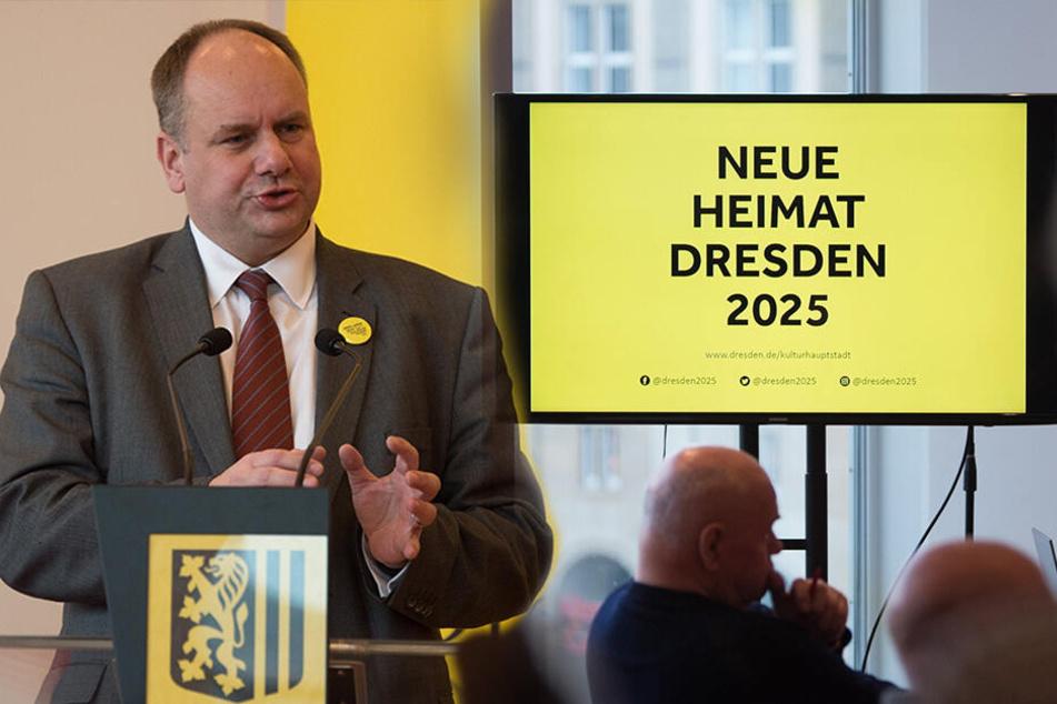 """Dresden: Wirbel um """"Neue Heimat"""": So will Dresden Kulturhauptstadt werden"""