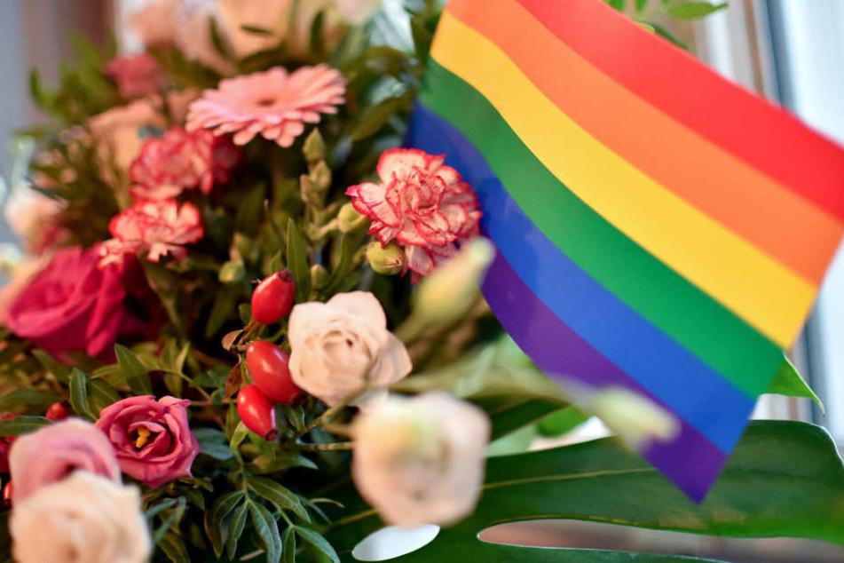 Auch Beamte in Thüringen sollen für Homosexualität sensibilisiert werden. (Symbolbild)