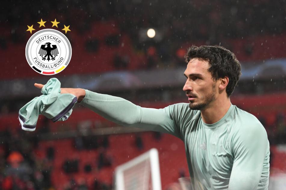 "Hummels nimmt Stellung zum DFB-Aus: ""Lässt mich alles andere als kalt"""