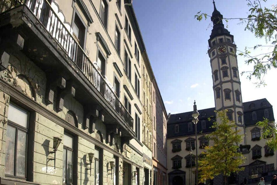 Ins Geraer Rathaus wurde schon wieder eingebrochen.