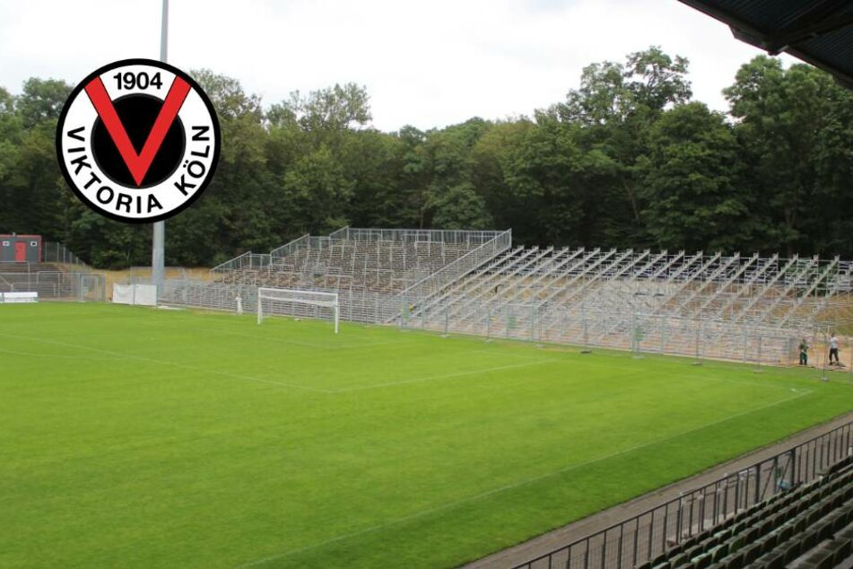 Viktoria Köln erleichtert: Stadion ist fast fit für Liga 3