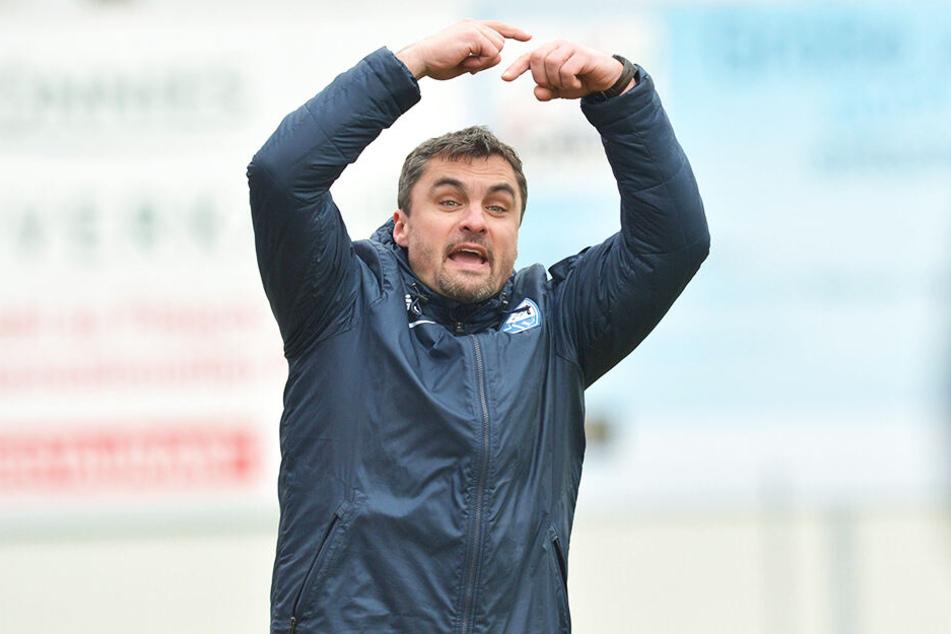 Seit Freitag Trainer des VfL Bochum: Thomas Reis.