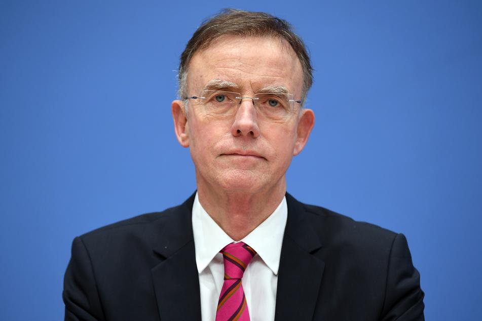 Gerd Landsberg, Hauptgeschäftsführer des Deutschen Städte- und Gemeindebundes (DStGB). (Archivbild)