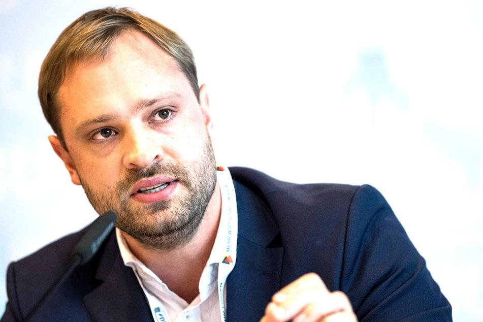 Alexander Dierks (31, CDU).