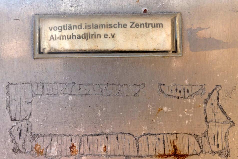 Das Vogtländisch-Islamische Zentrum in Plauen gilt für den Verfassungsschutz als Hochburg der Salafisten.
