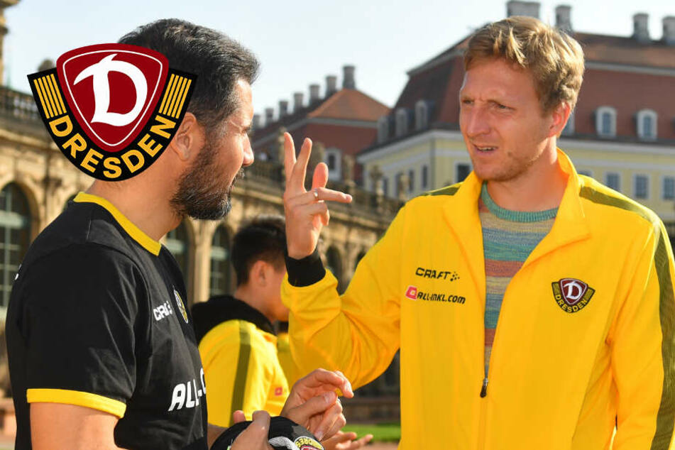 Er erlebte acht Dynamo-Trainer: So geht Hartmann mit der Situation um