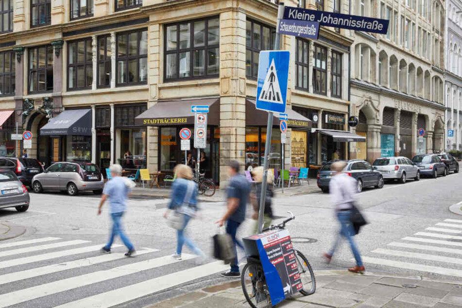 Umfrage: Hamburger wollen Innenstadt für Autos sperren