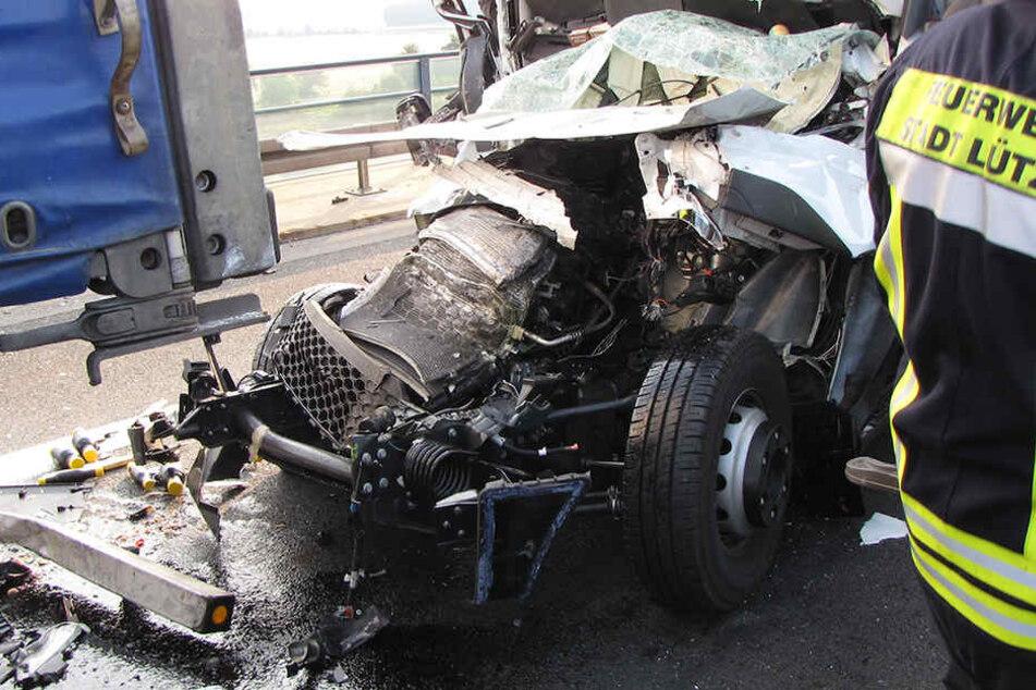 Bei dem Unfall entstand ein Schaden von 60.000 Euro.