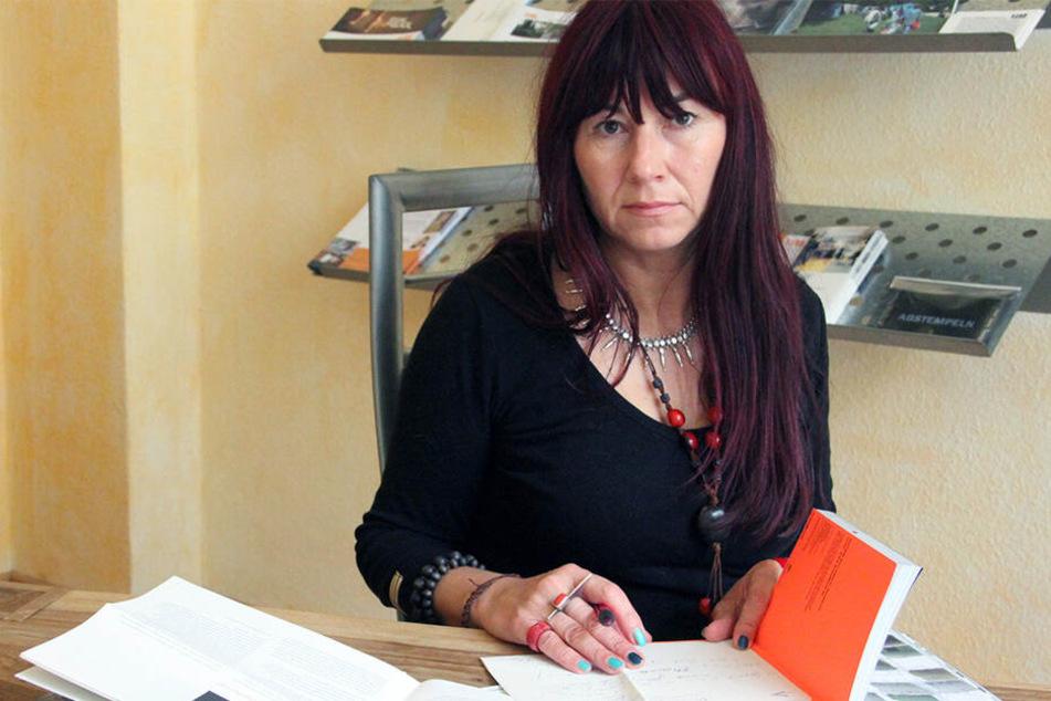 Cathrin Schauer-Kelpin (55) kämpft mit ihrem KARO e.V. schon seit Jahrzehnten gegen Zwangsprostitution.