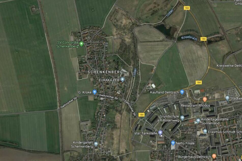 Der Vorfall ereignete sich im Ortsteil Schenkenberg.