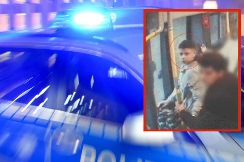Nach Schlägen in Straßenbahn: Polizei sucht junges Opfer als wichtigen Zeugen