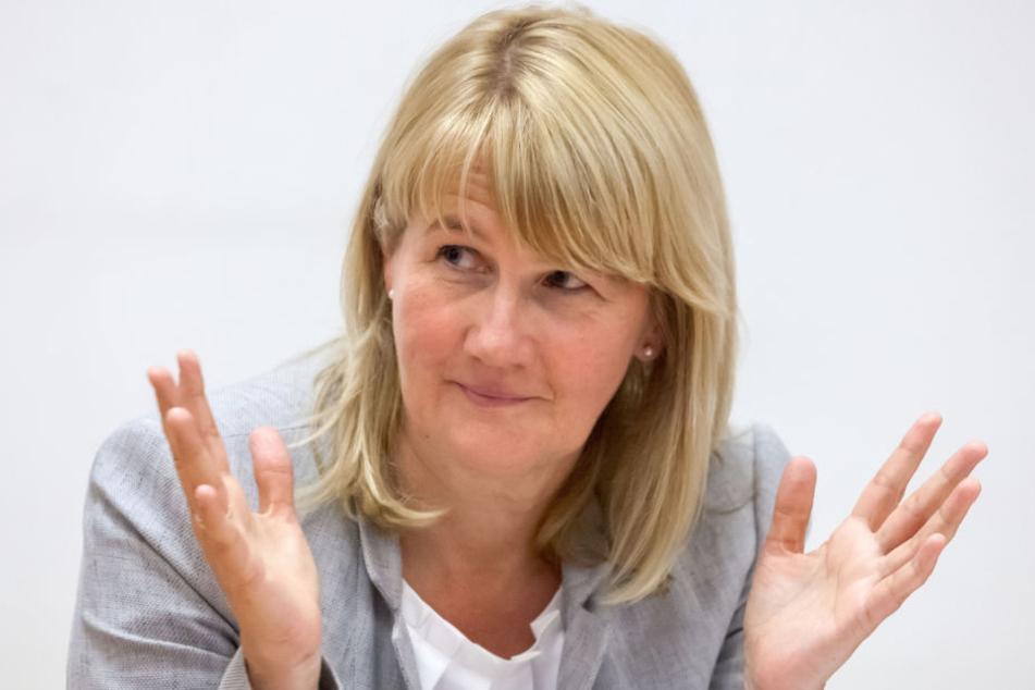 Simone Kalew, Geschäftsführerin der GGG.