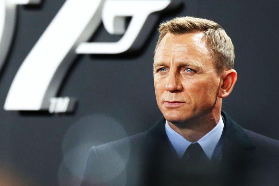 Daniel Craig will kein Bond mehr sein!