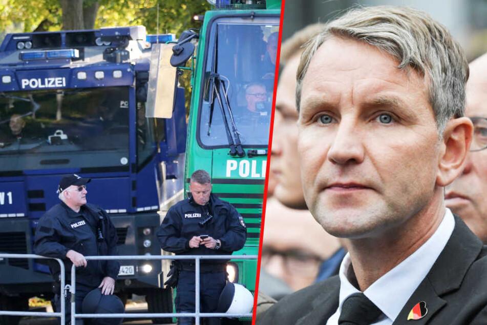 AfD-Demo in Rostock: Polizei bereitet sich auf größten Einsatz seit Jahren vor