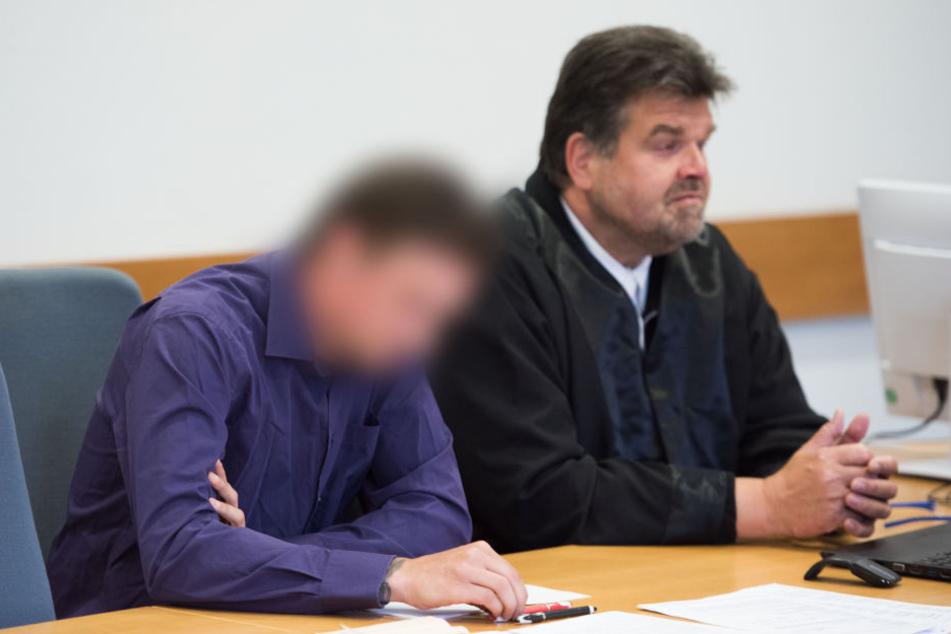 Obwohl sein Anwalt einen Freispruch forderte, wurde der Hauptfeldwebel zu fünf Monaten Knast verurteilt.