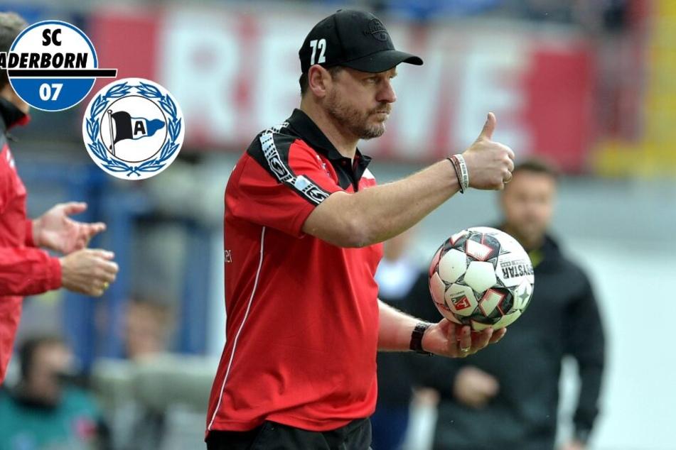 DFB-Pokal: SCP hat Bock auf OWL-Duell, Arminia reist zu Viertligist