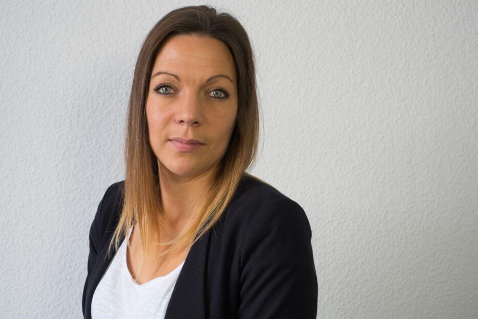 DEHOGA-Geschäftsführerin Franziska Luthardt (37)
