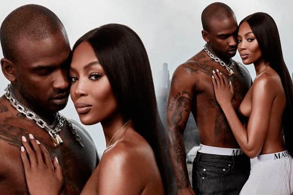 Das Model und der Rapper: Naomi und Skepta sollen seit Monaten eine Beziehung haben.