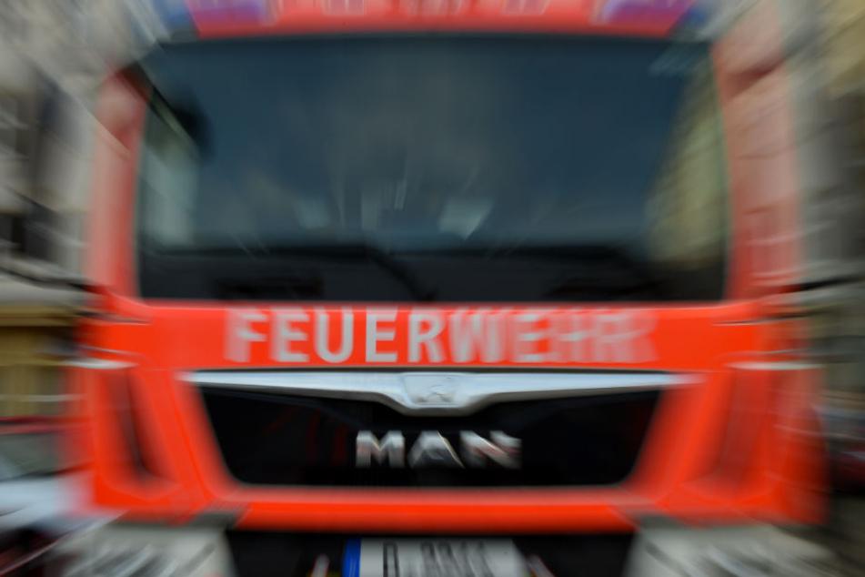 Die Ursache für den Brand ist bisher nicht klar (Symbolbild)