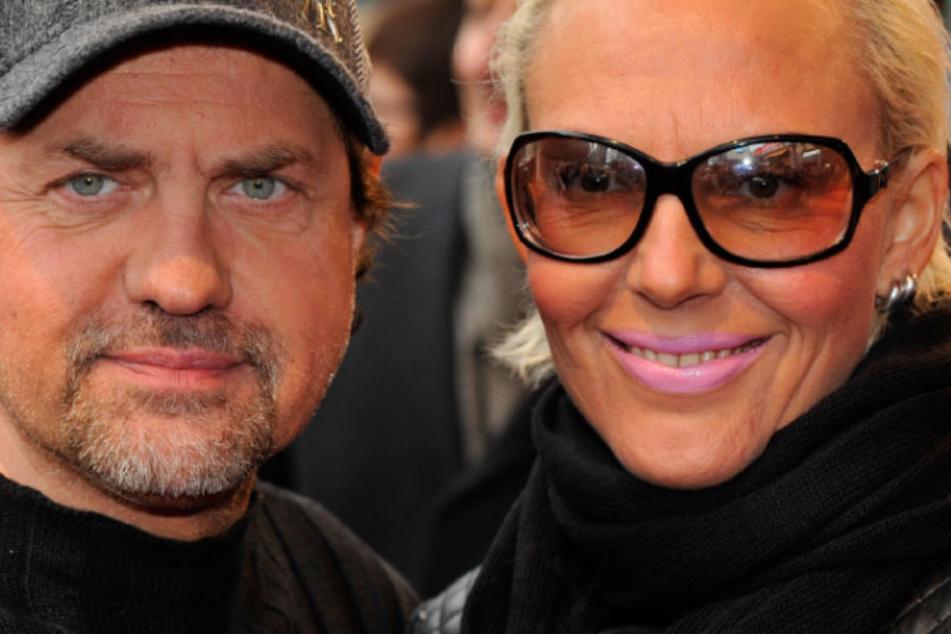"""Schauspieler Uwe Ochsenknecht (61) und Ex-Model Natascha Ochsenknecht (52) sollen nicht helfen mit ihrem """"Promi-Status""""."""