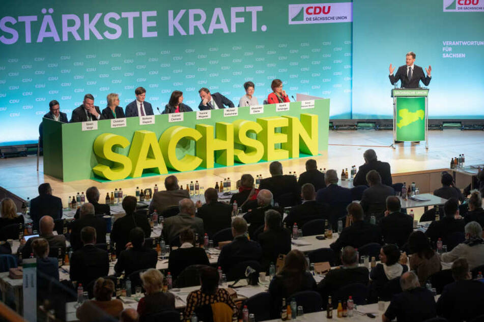 Kretschmer machte klar, dass Sachsen womöglich nicht allem zustimmt, was derzeit als Klimaschutzpolitik auf dem Tisch des Bundes liegt.